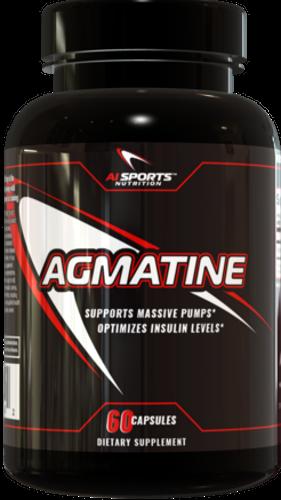 胍丁胺Agmatine, AISports, 500mg, 60 capsulesIncrease Endurance
