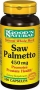 鋸棕櫚 Saw Palmetto, Good'n Natural, 450 mg, 100 Capsules
