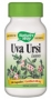 熊果葉 Uva Ursi Leaves, Nature's Way, 480 mg 100 Capsules