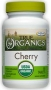 有機櫻桃 Organic Cherry Fruit,  Enzymatic Therapy, 500mg 90  Tablets