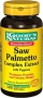 鋸棕櫚前列配方 Saw Palmetto Complex Extract, Good 'N Natural, 120 Softgels