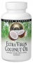 有機特級初榨椰子油 Extra Virgin Coconut Oil, Source Naturals, 1000 mg 120 Softgels
