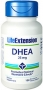脫氫表雄酮 DHEA, Life Extension, 25 mg, 100 Tablets