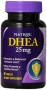 脫氫表雄酮 DHEA, Natrol, 25 mg, 90 tablets